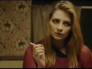 Misha Barton Smoking