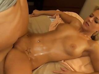 Amwf Blonde Nathaly Massaged And Creampied