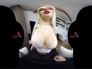 Stockingsvr Lapdance Angel Wicky
