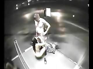 Stranger Fucks Girls In Elevator
