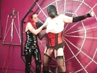 Mistress Melissa Punishes Sissy Slave