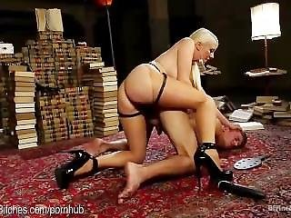 Blonde, Bondage, Dominatrix, Fetish, Fucking, Hardcore, Pornstar