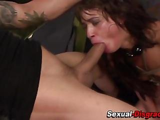 Fisted Fetish Sub Squirts