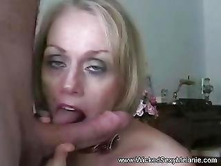 Melanie Is Cock Hungry
