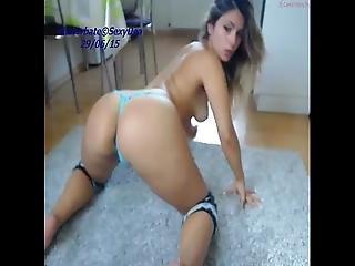 Webcam - Sexydea 1-2 - Ohmibod Session