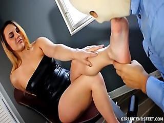 Femdom Foot Bitches Maria Jade