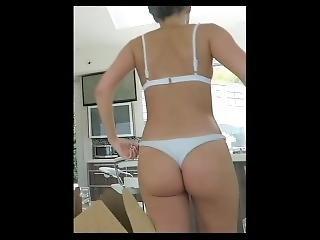Alissa Violet Jerk Off Challenge/very Hard Fap (big Ass Twerking)