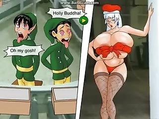 Scopata, Hentai, Natale