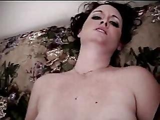 Beth Gets Fucked And Creamed After Bj While Smoking Cigarette