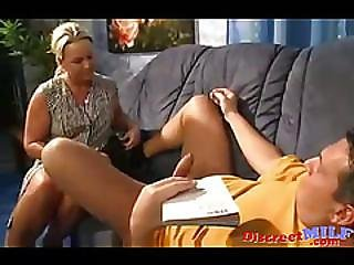 Euro Cougars Love Sucking Cock