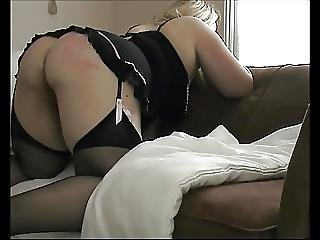 Blonde Wife Gets Used By 5 Strangers In Hotel Room