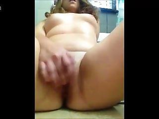 Beautiful Teen Plays For Daddy