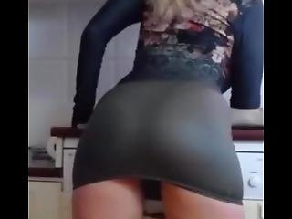 Hidden Cam, Hot Milf With Huge And Amazing Ass