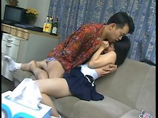 Japanese Teen Screwed Nicely 2