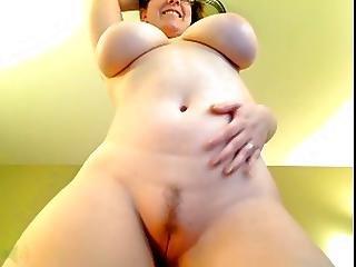 Bbw, Big Boob, Boob, Brunette, Butt, Stripping
