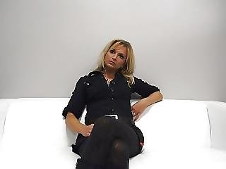 European Milf On The Couch 5