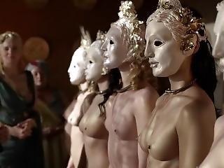 Spartacus - S01e09 (2010) - Girls 1