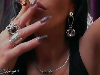 Mistress Kennya: My Smoke Is Your Obsession Trailer