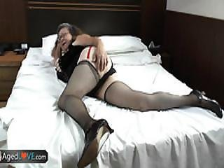 Agedlove Fat Granny Got Fucked Doggystyle