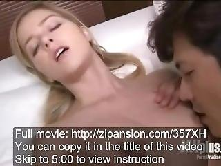 Blonde Beauty Groupsex. Full Movie: Zipansion.com/357xh