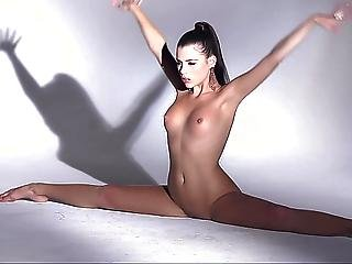 Boazuda, Linda, Morena, Linda, Modelo, Nudez, Pousar, Bonita, Magra, Strip Tease, Provocar, Branca