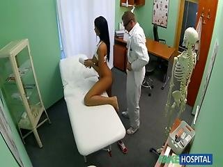 Anal, Ass, Beautiful, Blowjob, Cumshot, Czech, Doctor, Doggystyle, Fingering, Fucking, Handjob, Hospital, Hot Teen, Lick, Oral, Pussy, Pussy Lick, Sexy, Spit, Sucking, Teen, Uniform