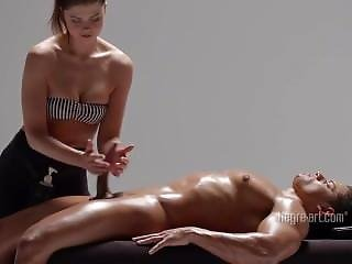 Giving multiple orgasm