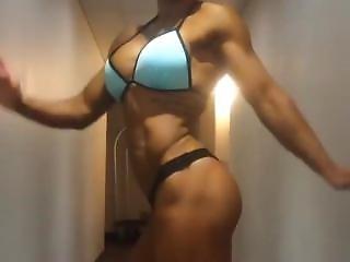 Muscular Babe