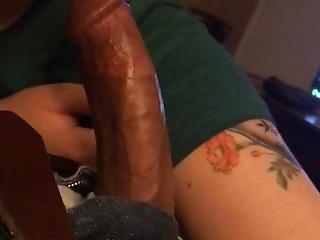 Step Mom Cant Stop Gagging On My Cock