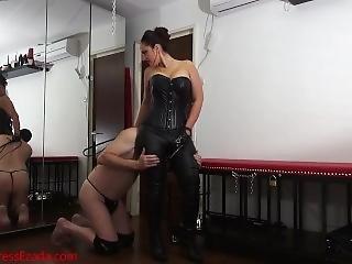 Mistress Ezada Ass Worship