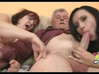 Old Couple With His Teen Gf Snapchat - Wetmami19 Add