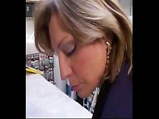Hot Milf Fuck At Work