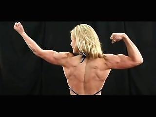 Blonde Fbb Posing