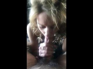 I Suck His Dick And Swallow Every Drop!