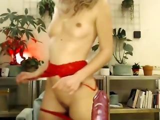 Alene_ 2018-03-15 Dildo Action Petite Blonde Chaturbate Newbie