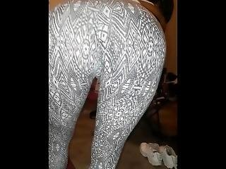 Found This Bubble Ass Moving By Herself
