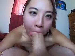 Brutal Pov Throatfuck Cum Coming Out Of Her Nose!