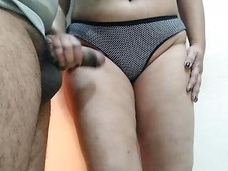 amateur, teta grande, pareja, crema, creampie, pene, handjob, duro, indiana, sexy