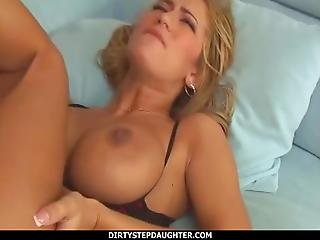Busty Teen Stedaughter Trina Michaels Anal Fucked