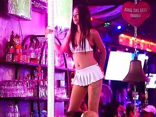 Phuket Nightlife - Agogo Girlie Bars - Bangla Road