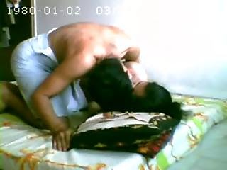 Young Indian Couple Fucking In Their Bedroom