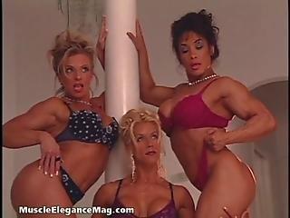 Babe, Clit, Goddess, Muscled