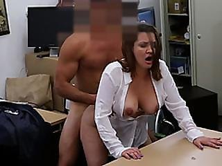 Sweet Sexy Babe Loves Getting Fucked Hard For Cash
