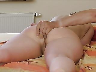 Asshole Massage On Hidden Cam Vibrator Orgasm