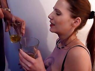 素人, 飲酒, 小便, 小便を飲む, 小便