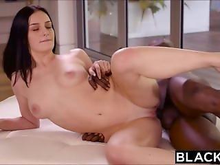 Brunette Girl Fucks Black Dude