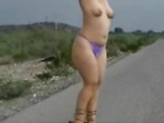 Exciting full body with huge meaty buttocks and bouncing hips - 61-out-2