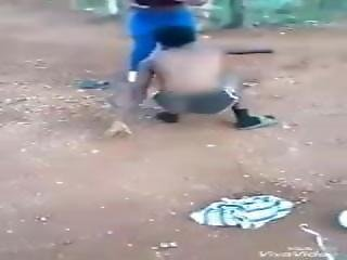 Topless Fight