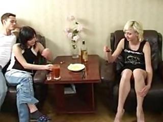 Russian Drunk Orgy
