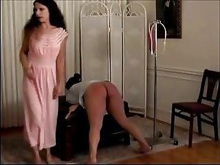Temperature Spanking And Enema